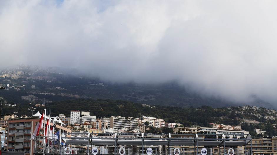 Rain expected during Monaco Grand Prix