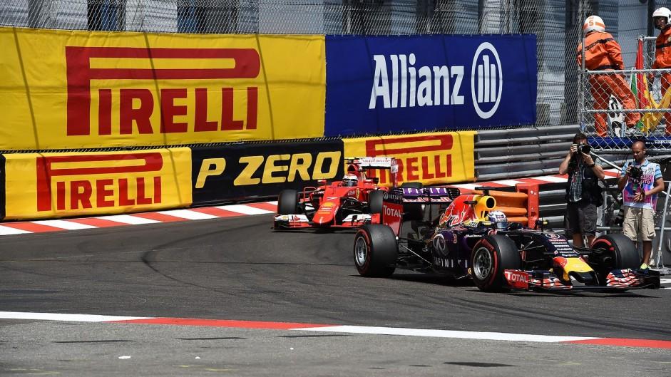 2015 Monaco Grand Prix team radio transcript
