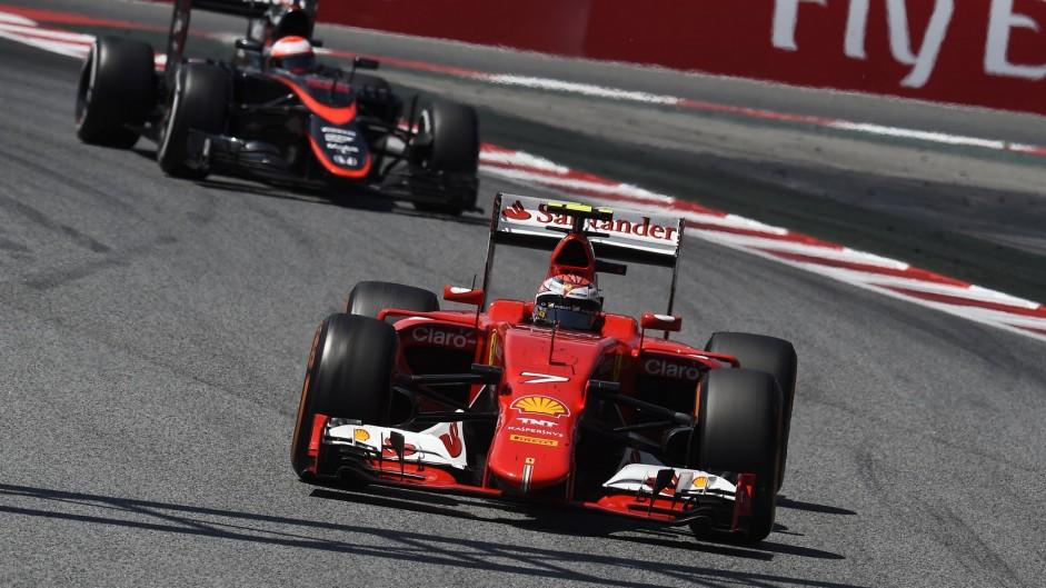2015 Spanish Grand Prix team radio transcript