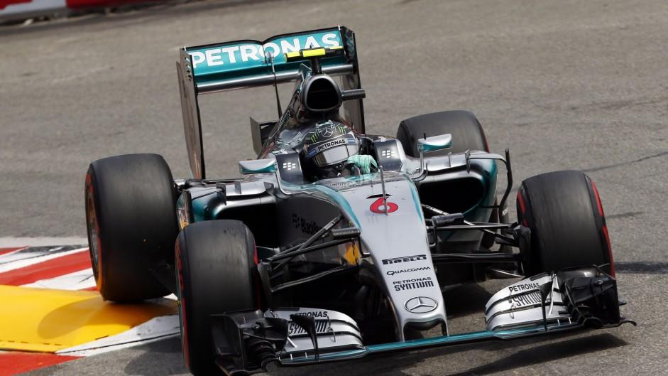 2015 Monaco Grand Prix championship points