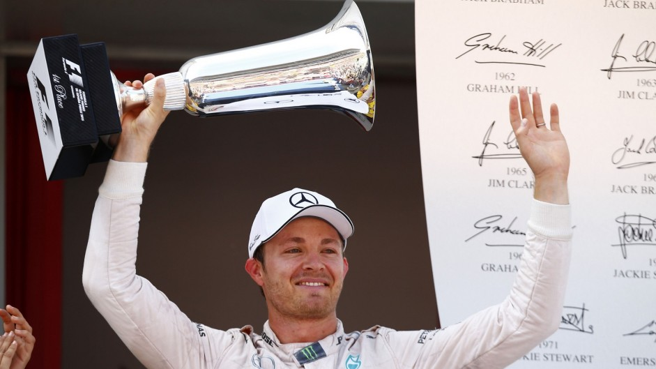 Solid Spain win earns Rosberg Driver of the Weekend