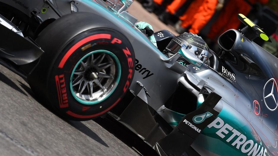 2015 Monaco Grand Prix result