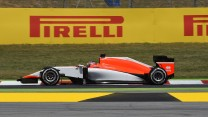 Will Stevens, Manor, Circuit de Catalunya, 2015