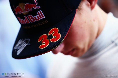Max Verstappen, Toro Rosso, Monte-Carlo, 2015