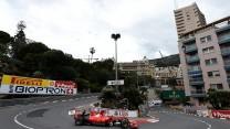 Sebastian Vettel, Ferrari, Monte-Carlo, 2015