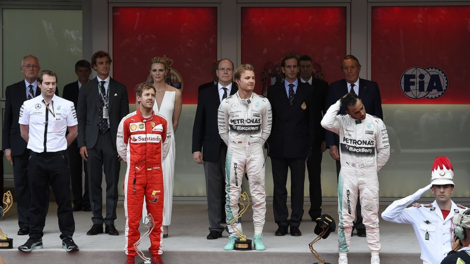 Why didn't Rosberg pit? More of your F1 questions