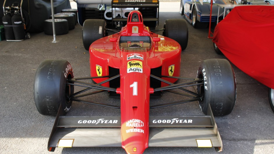 Goodwood Festival 2015: Nineties F1 cars