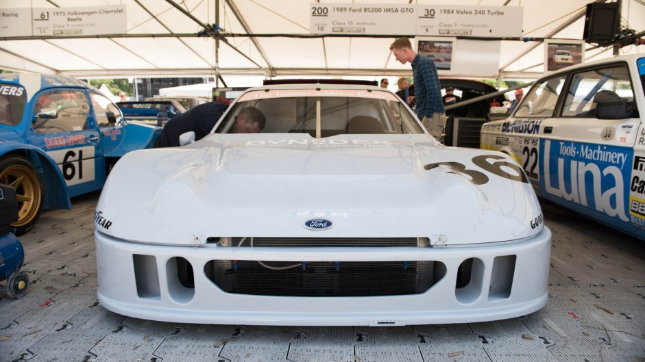 Ford RS200 IMSA GTO, Goodwood Festival of Speed, 2015