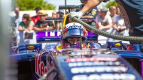Pierre Gasly, Red Bull RB1, Goodwood Festival of Speed, 2015