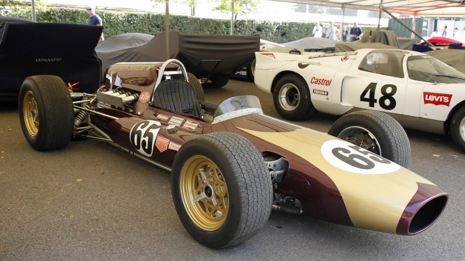 Gerhardt Indy, Goodwood Festival of Speed, 2015