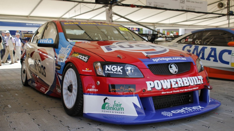 Holden Commodore VE, Goodwood Festival of Speed, 2015