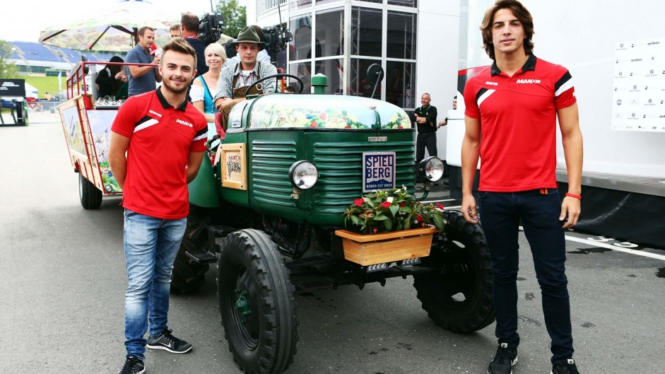 Caption Competition 91: Stevens and Merhi