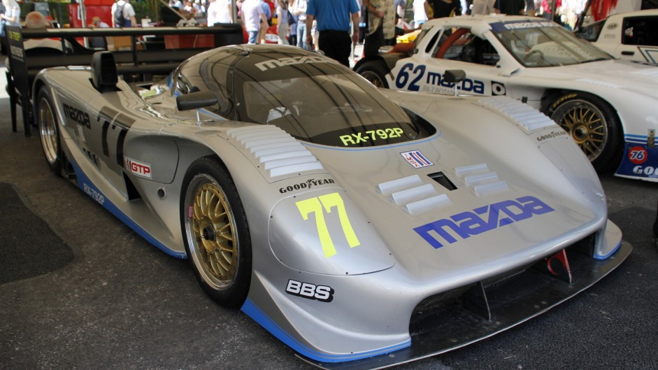 Mazda RX-792P, Goodwood Festival of Speed, 2015