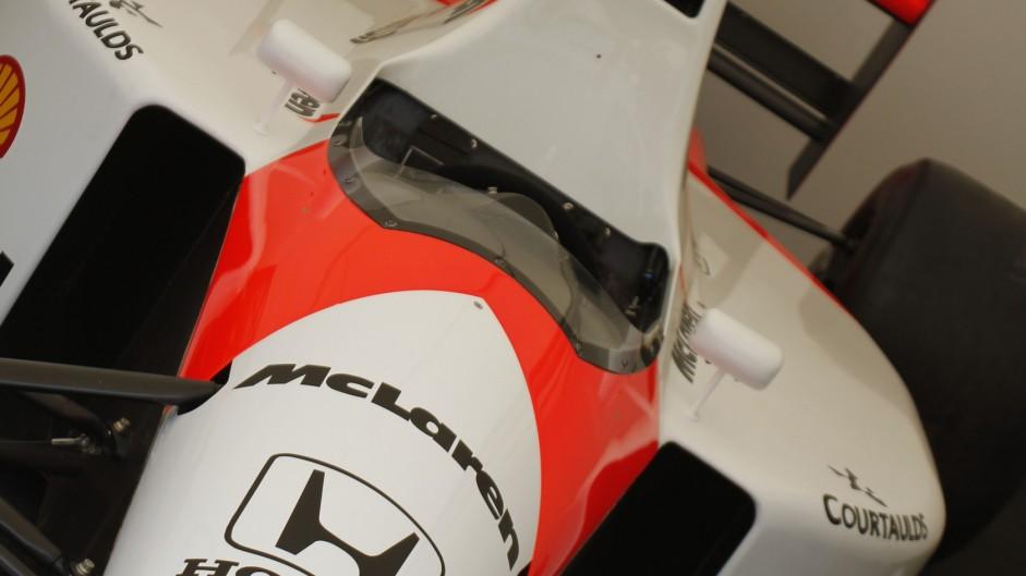 McLaren MP4-6, Goodwood Festival of Speed, 2015