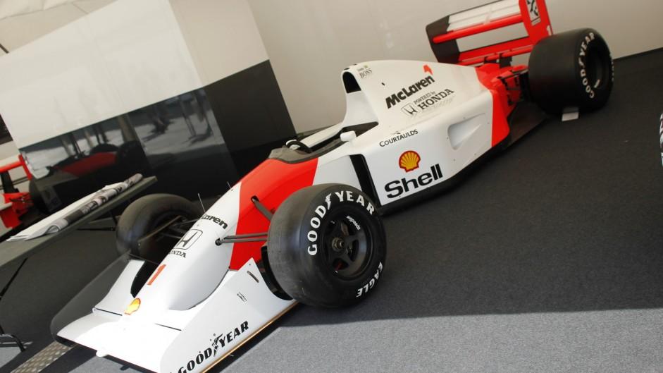 McLaren MP4-7A, Goodwood Festival of Speed, 2015