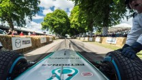 Mercedes W04, Goodwood Festival of Speed, 2015