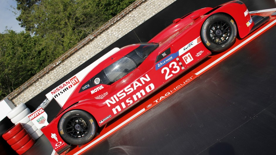 Nissan GT-R LM NISMO, Goodwood Festival of Speed, 2015