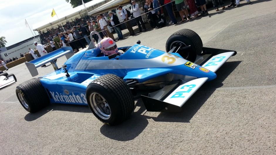 Osella FA1-D, Goodwood Festival of Speed, 2015