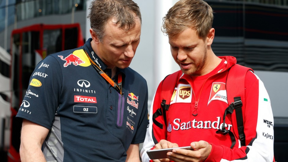 Caption Competition 79: Vettel back at Red Bull