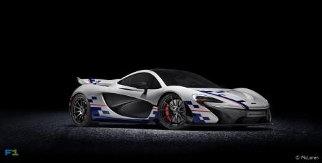McLaren P1 Prost Front 3_4
