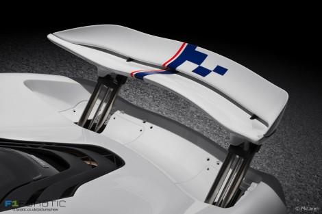 McLaren P1 Prost Wing