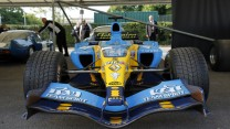 Renault R25, Goodwood Festival of Speed, 2015