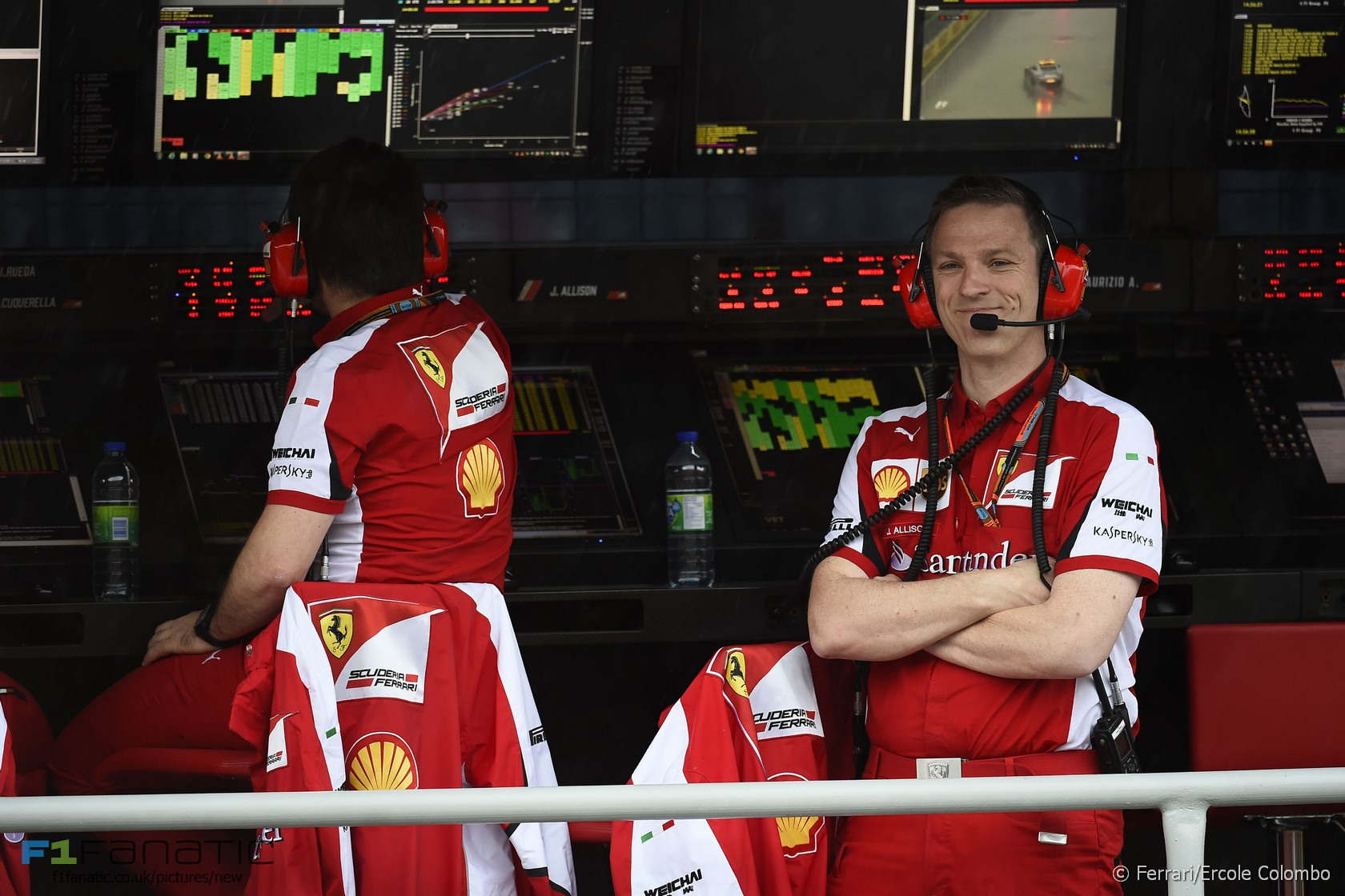 James Allison, Ferrari, Circuit Gilles Villeneuve, Montreal, 2015