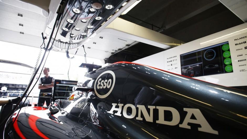 Honda engine 'more powerful than Renault'
