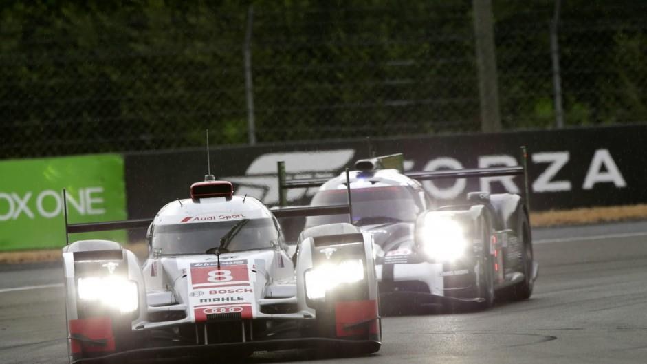 Porsche vs Audi: Serial Le Mans winners lead fight for 2015 victory
