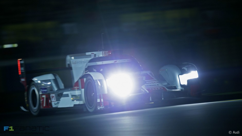 Many drivers were eyeing Le Mans before date clash – Hulkenberg