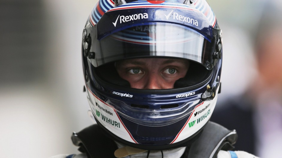Bottas admits 2015 has been a disappointment