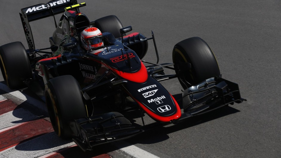 Button to receive drive-through penalty