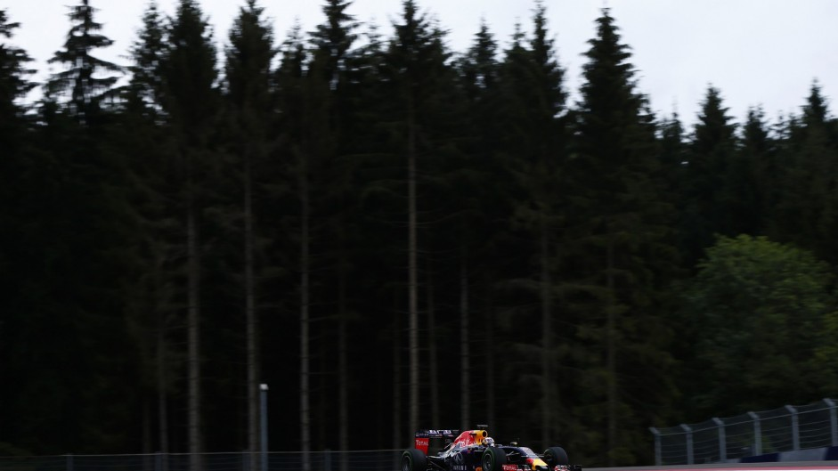 Pierre Gasly, Red Bull, Red Bull Ring, 2015