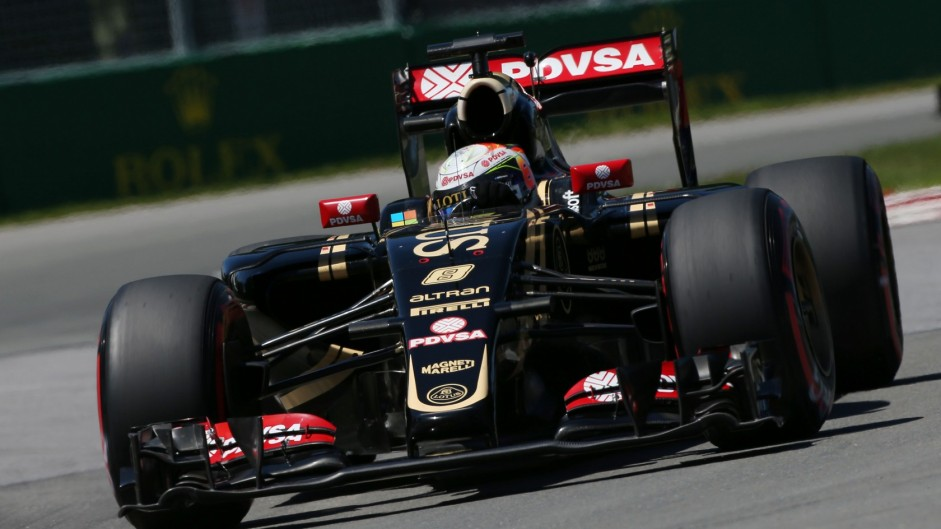 Grosjean collects penalty points for Stevens clash