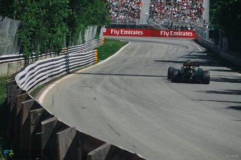 Romain Grosjean, Lotus, Circuit Gilles Villeneuve, 2015