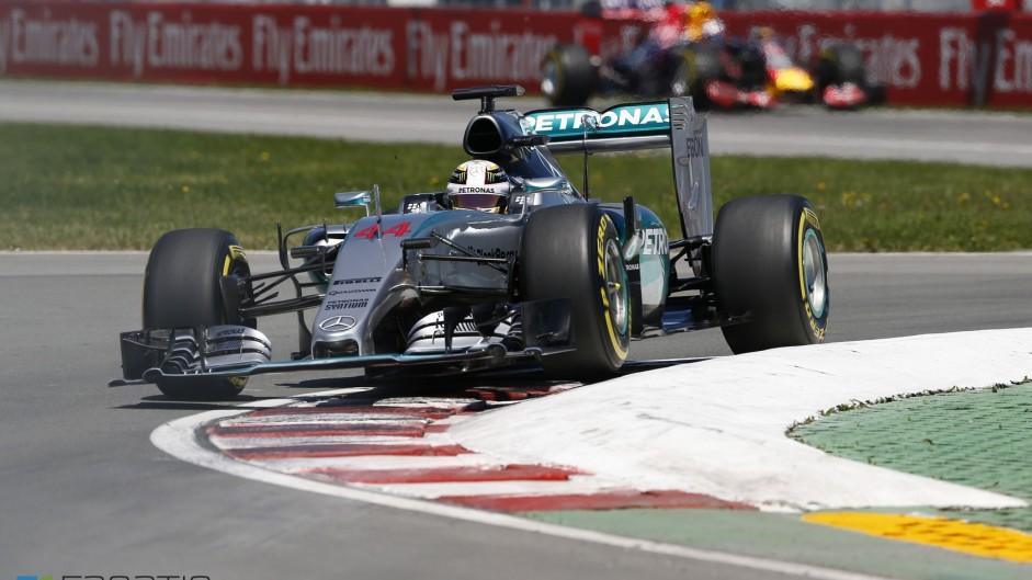 2015 Canadian Grand Prix result