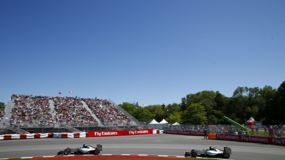 2016 Canadian Grand Prix track preview