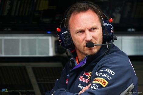 Christian Horner, Red Bull, Red Bull Ring, 2015