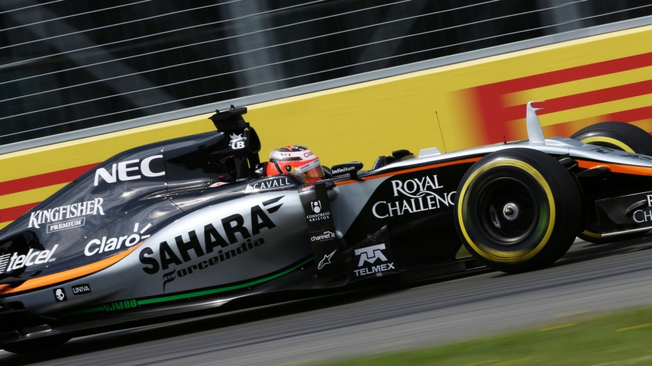 Sahara plans to sell stake in Force India