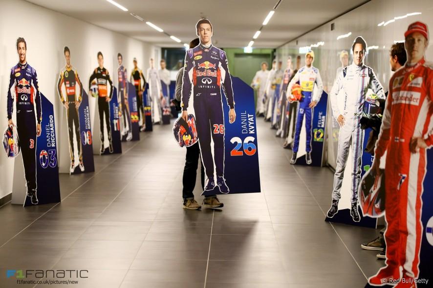 Daniil Kvyat, Red Bull, Red Bull Ring, 2015