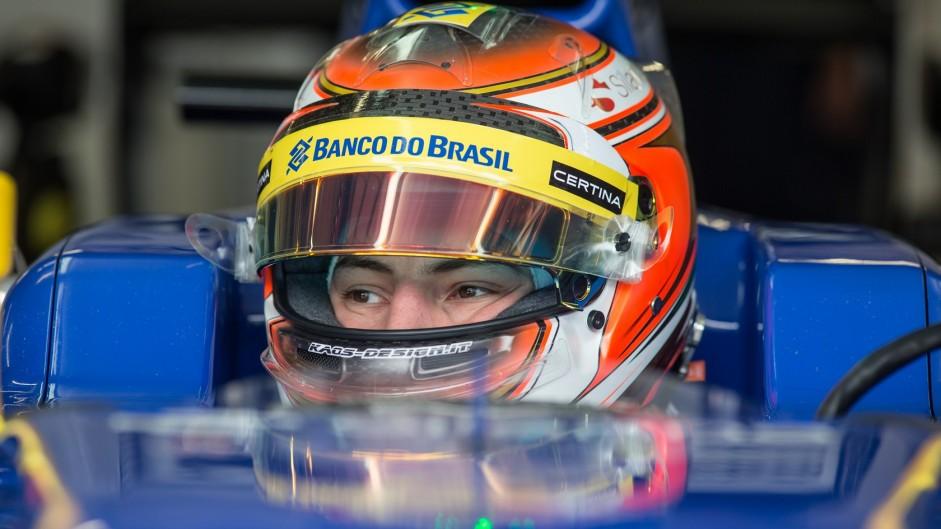 Raffaele Marciello, Sauber, Red Bull Ring, 2015