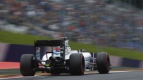 Felipe Massa, Williams, Red Bull Ring, 2015