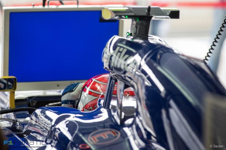 Felipe Nasr, Sauber, Red Bull Ring, 2015