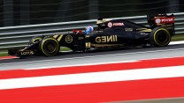 Jolyon Palmer, Lotus, Red Bull Ring, 2015