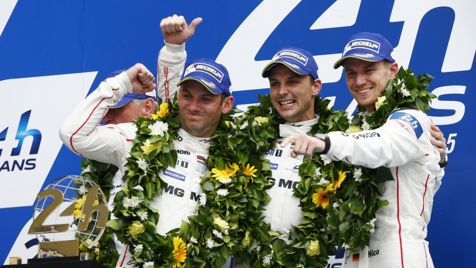 "Mallya hails Hulkenberg's ""incredible"" Le Mans win"