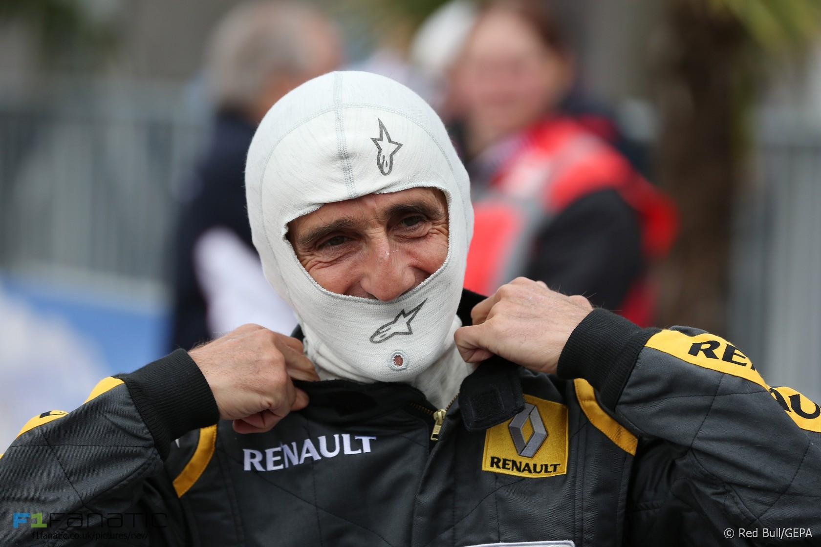 Alain Prost, Red Bull Ring, 2015