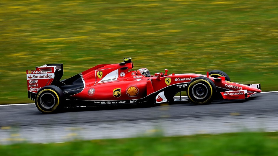 Raikkonen and Alonso cleared by stewards over crash