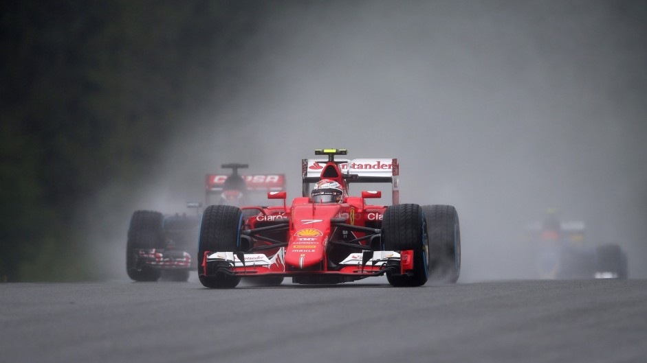 Raikkonen blames mis-communication for Q1 exit