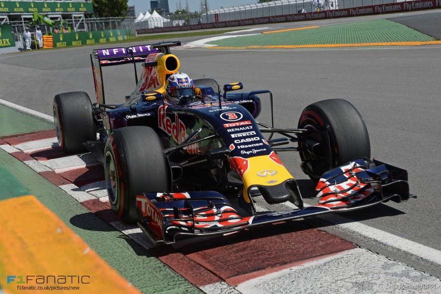 Daniel Ricciardo, Red Bull, Circuit Gilles Villeneuve, 2015