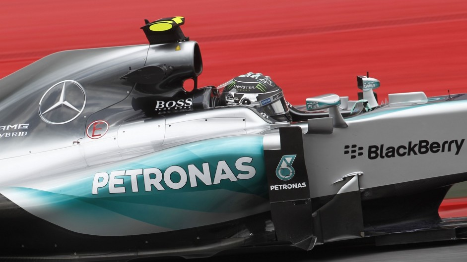 Mercedes face investigation for covering Rosberg's car